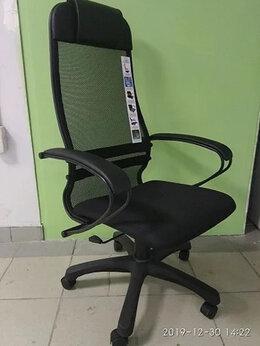 Компьютерные кресла - КРЕСЛО ЛАЙТ NEW SU-1-BP PL №11 (ТКАНЬ СЕТКА), 0