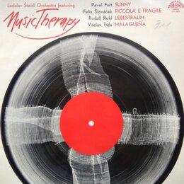 """Виниловые пластинки - Пластинка Ladislav Staid lOrchestra """"Muzic Therapy"""", 0"""