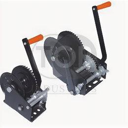 Стеллажи и этажерки - Лебедка ручная TOR LHW-2500 (г/п 1,0 т, длина…, 0