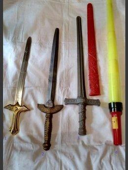 Игрушечное оружие и бластеры - Игрушечные мечи, 0