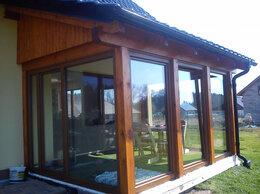 Окна - Окна ПВХ для террасы теплые . Застеклить террасу, 0
