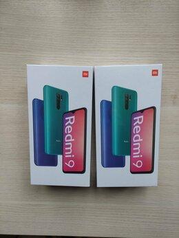 Мобильные телефоны - Redmi 9 4/64gb. Ростест, 0