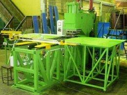 Производственно-техническое оборудование - Пресс с чпу для вырубки колец из паронита модели…, 0