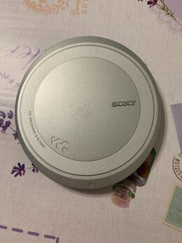 CD-проигрыватели - Плеер Sony D-EJ 1000, 0