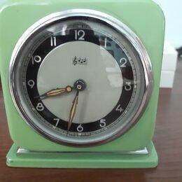 Часы настольные и каминные - Часы механические, будильник. , 0