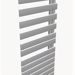 Полотенцесушители и аксессуары - Полотенцесушитель стальной Zehnder Roda Air ROEL-140-55/IPS (1346х550) электр..., 0