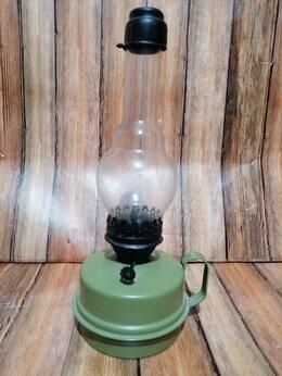 Настольные лампы и светильники - Керосиновая лампа,СССР , 0