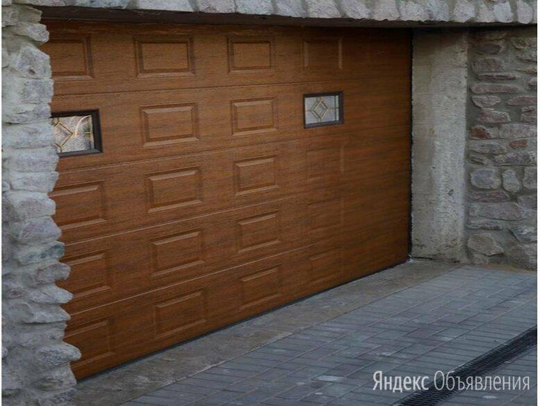 Гаражные ворота по цене не указана - Заборы, ворота и элементы, фото 0