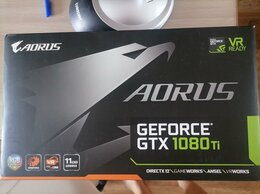 Видеокарты - Ферма на карте Aorus GeForce® GTX 1080 Ti!, 0
