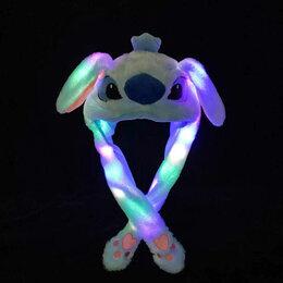 Карнавальные и театральные костюмы - Шапка светящиеся ушки, 0