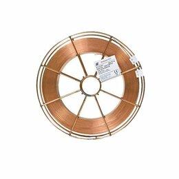 Электроды, проволока, прутки - Сварочная проволока ESAB СВ08Г2с 0.8мм(15кг), 0