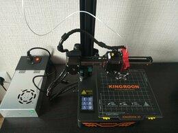 3D-принтеры - 3D принтер Kingroon KP3S, 0