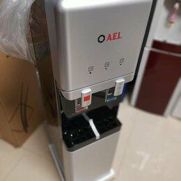 Кулеры для воды и питьевые фонтанчики - Кулер для воды LC-AEL-65c silver, 0