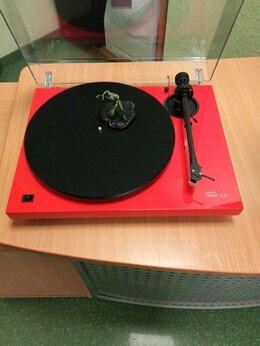 Проигрыватели виниловых дисков - Проигрыватель виниловых дисков Music Hall mmf…, 0