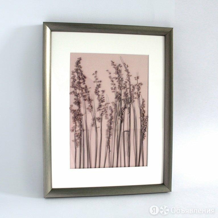 """Картина в раме розовая """"Бриза розовая"""" по цене 3100₽ - Картины, постеры, гобелены, панно, фото 0"""
