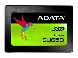 """Внутренние жесткие диски - Твердотельный диск 120GB 2.5"""" A-DATA Ultimate ASU6, 0"""