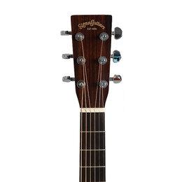 Акустические и классические гитары - Sigma DM-15 акустическая гитара, 0