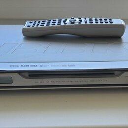 DVD и Blu-ray плееры - Dvd проигрыватель BBK DV727S, 0
