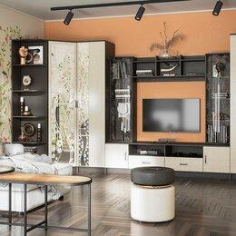 Шкафы, стенки, гарнитуры - Модульная гостиная Марта 15, 0