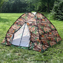 Палатки - Палатка автомат, 0