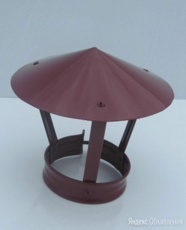 Зонт/Грибок на трубу по цене 100₽ - Кровля и водосток, фото 0