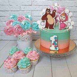 Продукты - Торты и другие десерты  на заказ без мастики!, 0