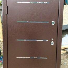 Входные двери - Входная дверь с терморазрывом АЛТАЙ , 0