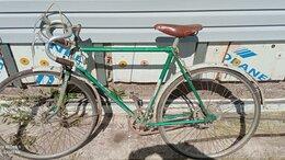 Велосипеды - Велосипед ссср спутник 73 г, 0