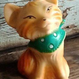 Другое - Резиновые игрушки ссср лисичка, 0