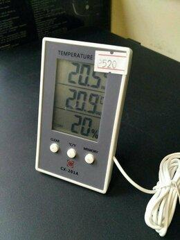 Метеостанции, термометры, барометры - Метеостанция CX-201A, 0