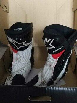 Обувь для спорта - Мотоботы Alpinestars SMX-Plus, 0