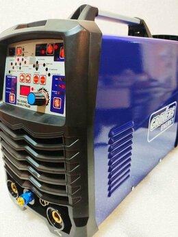 Сварочные аппараты - Сварочный аппарат TIG 200 AC/DC DOUBLE PULSE, 0
