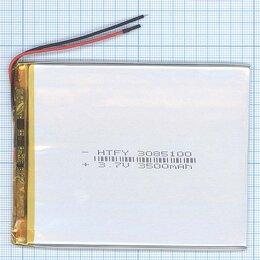 Аккумуляторы - Аккумулятор Li-Pol (батарея) 3*85*100мм 2pin…, 0