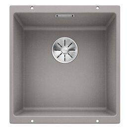 Кухонные мойки - Мойка для кухни BLANCO SUBLINE 400-U алюметаллик, 0