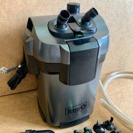 Оборудование для аквариумов и террариумов - Tetra ex 600 plus, 630 л/час (Германия), 0