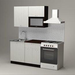 Мебель для кухни - Кухня. Кухонный гарнитур Полина лайт 1200, 0