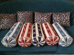 Декоративные подушки - Валики диванные 6 шт , 0