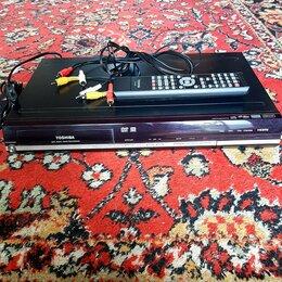 Видеомагнитофоны - видеомагнитофон DVD TOSHIBA, 0