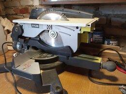 Распиловочные станки - Станок со столом Ryobi ETMS1825HG для резки по…, 0