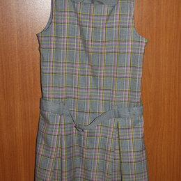 Платья и сарафаны - Сарафан школьный размер 122, 0