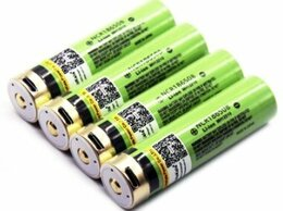 Батарейки - Аккумулятор 18650 USB 3500 mah, 0