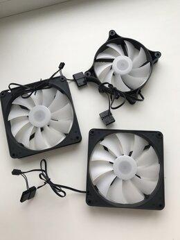Кулеры и системы охлаждения - Вентиляторы (кулер) с RGB подсветкой новые, 0