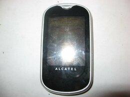 Мобильные телефоны - Alcatel OT708 Mini Black, 0