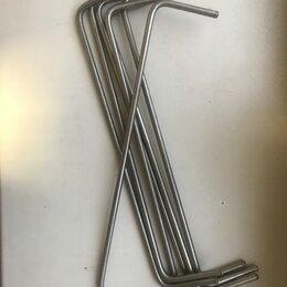 Железобетонные изделия - Скоба из нержавеющей стали для питьевого колодца, 0