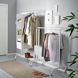Вешалки напольные - Напольная вешалка для одежды Rigga, 0