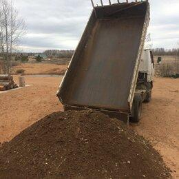 Строительные смеси и сыпучие материалы - ОПГС  речной с доставкой от 1 до 3 тонн., 0