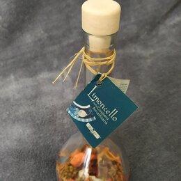 Этикетки, бутылки и пробки - Бутылка от лимончелло (Италия) 🇮🇹, 0