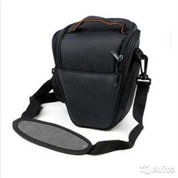 Сумки, чехлы для фото- и видеотехники - Фото сумки под камеру с объективом, 0