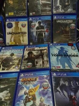 Игры для приставок и ПК - Игры в жанре экшен-приключения для PS4, 0