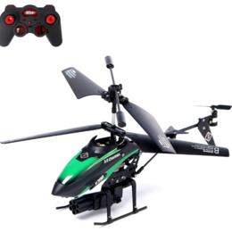 Радиоуправляемые игрушки - Вертолёт радиоуправляемый «Кобра», стреляет…, 0